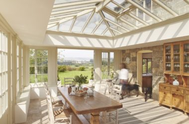 Home By Making Beautiful Conservatory