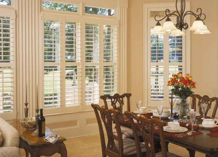 Home's Plantation Shutters