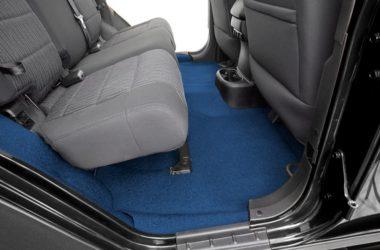 Car Interior Carpet