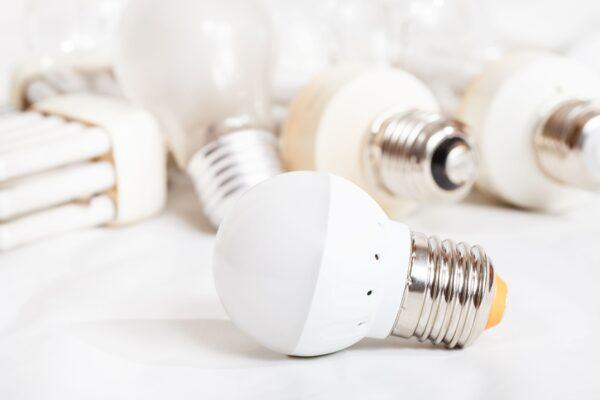 Do blinking led lights save energy