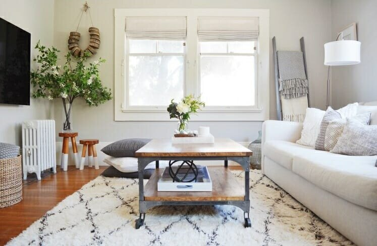 Easy Ways to Remodel Your Living Room On Budget