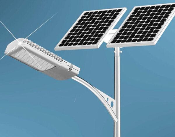 How to design solar street light system?