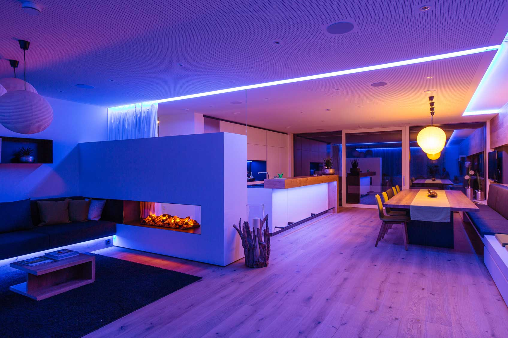 How to install led interior lights?