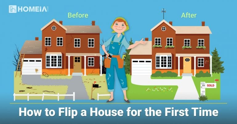 Steps Towards House Flipping