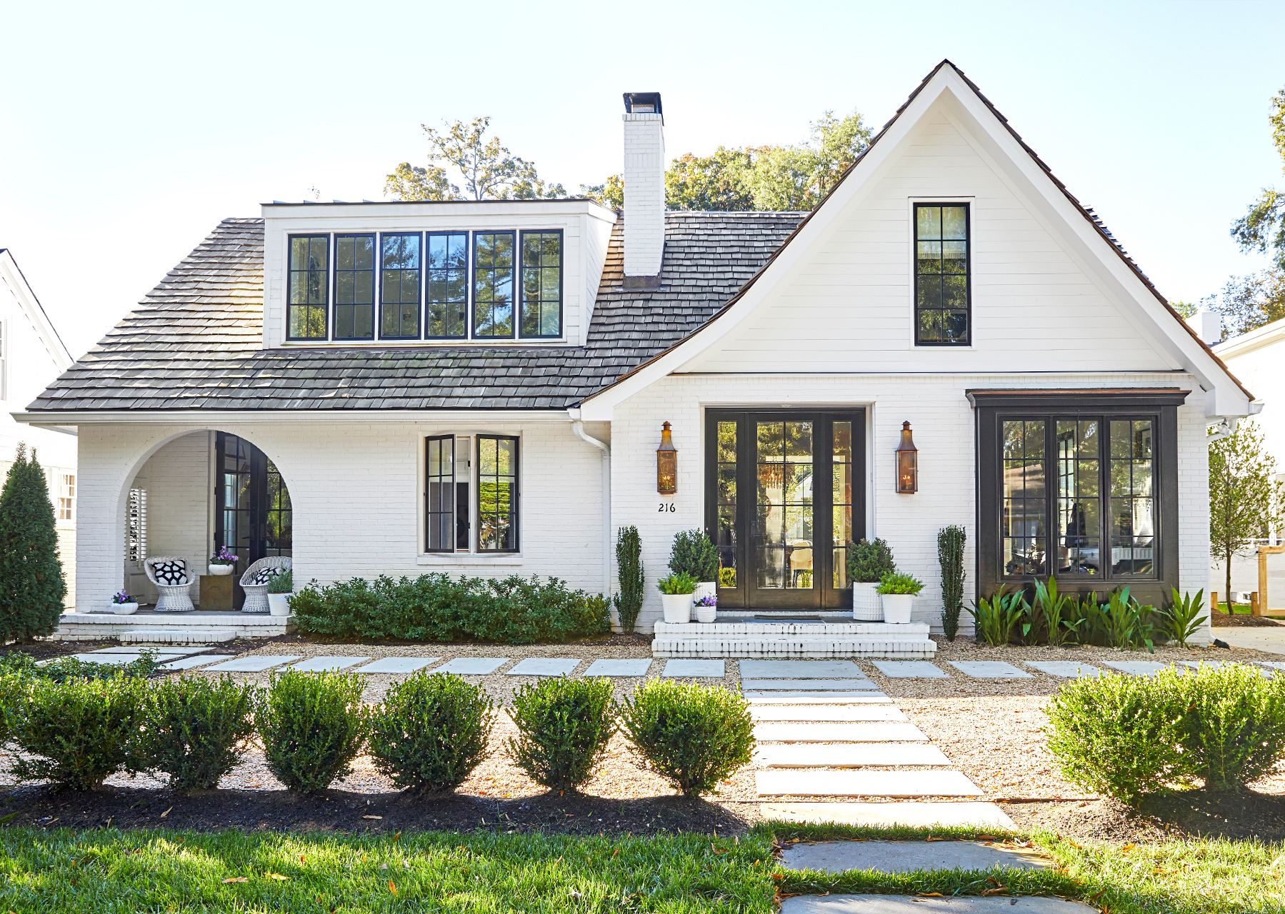 Styling Your Home from the Outside - In