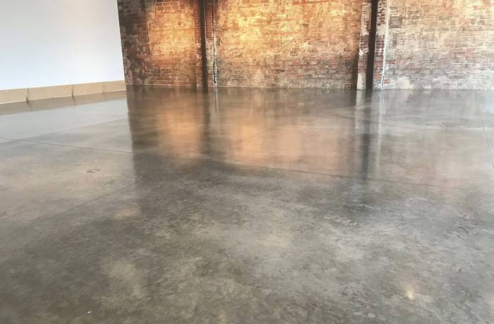 What is concrete flooring?