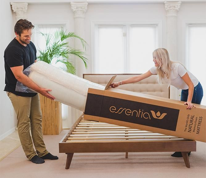 essentia mattress and there benefits