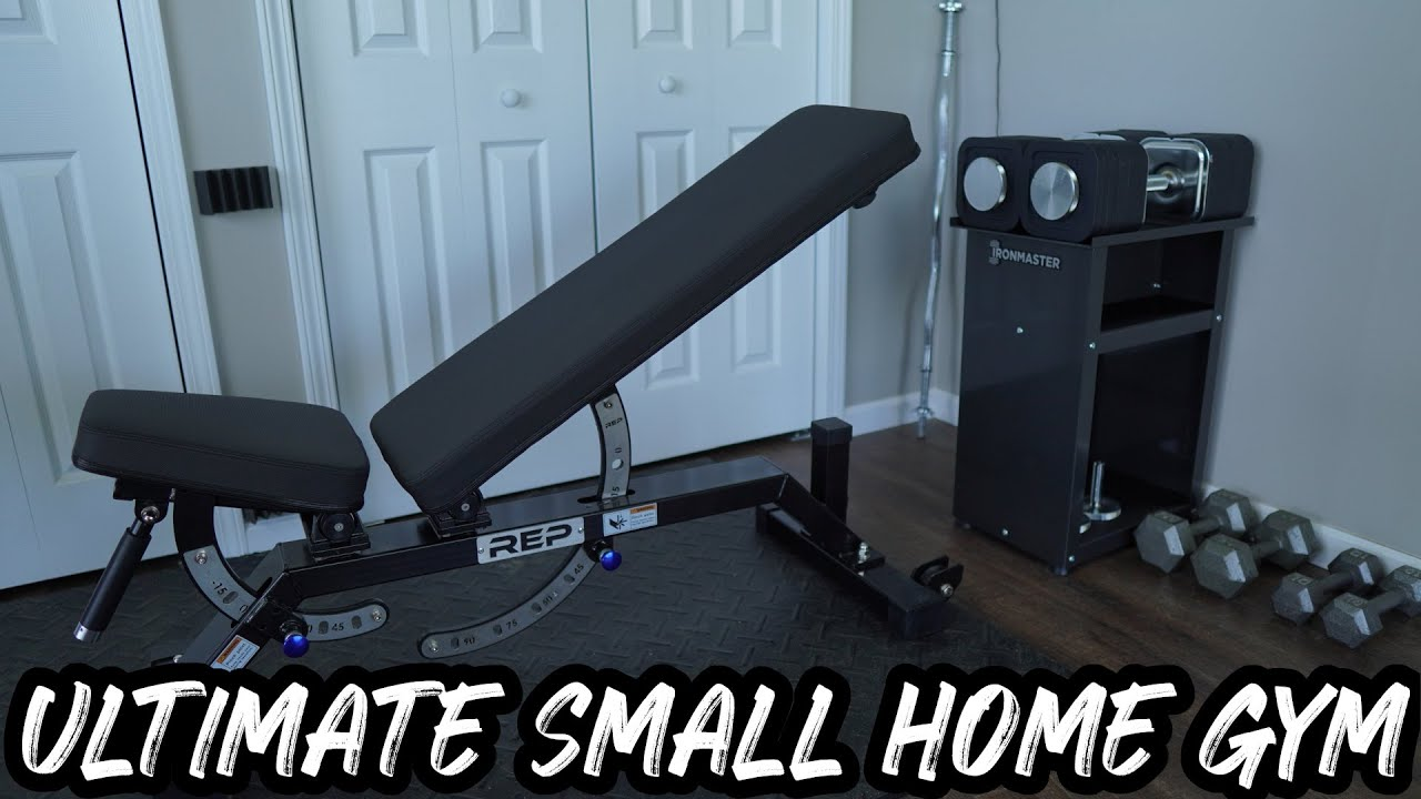 small home gym equipment