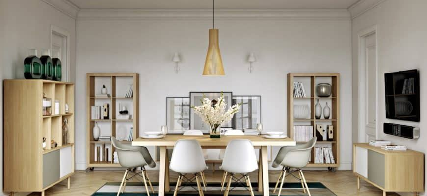2021 dining room trend - what is expected?