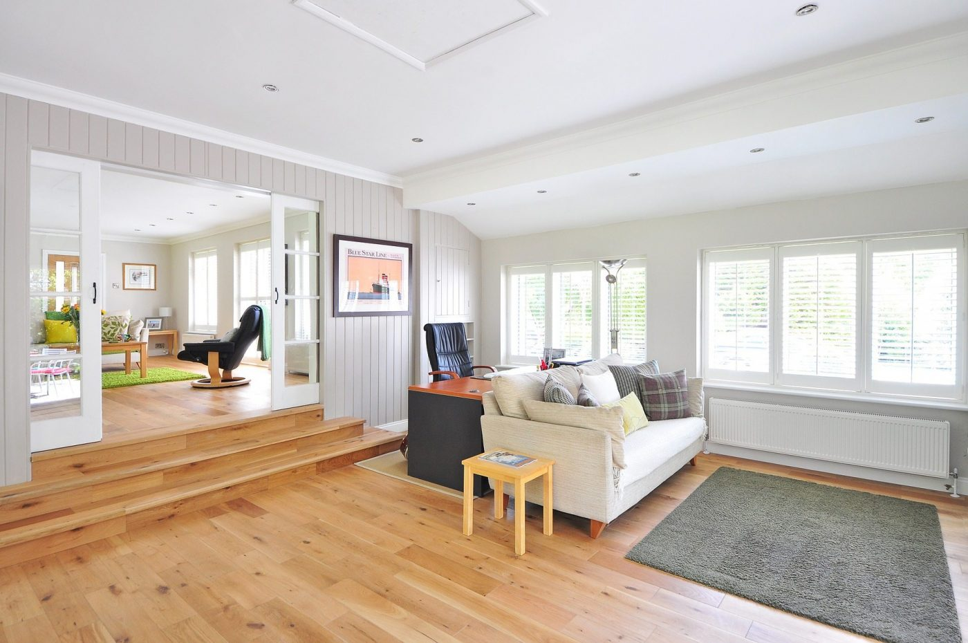 7 Reasons why the wood floor is perfect for your home
