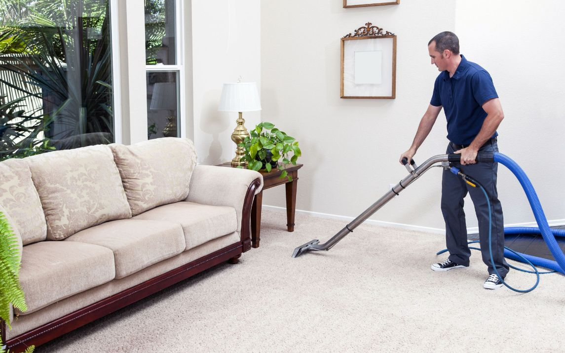 Benefits of professional carpet cleaning services