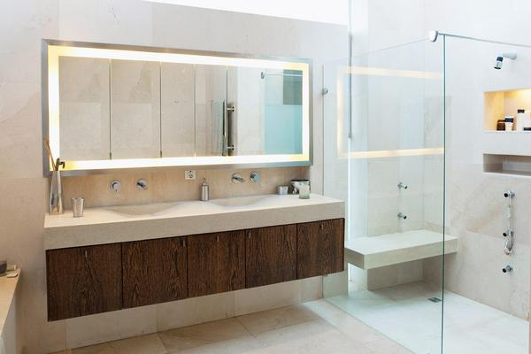 Find the bathroom mirror right for your home