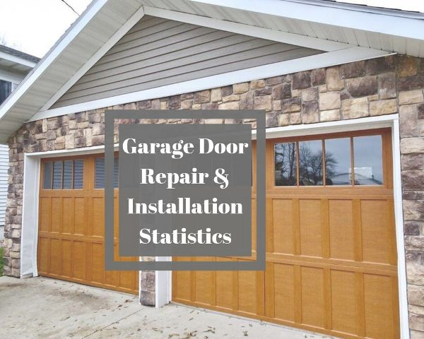 Garage Door Repair & Installation Statistic