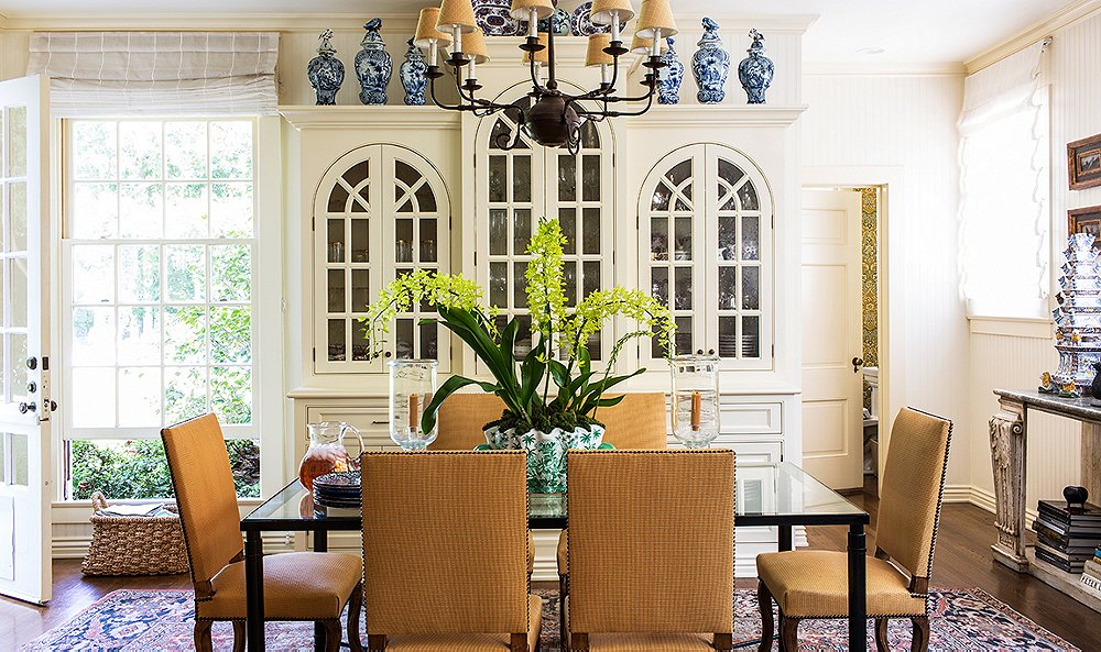 How to make your home center dining room