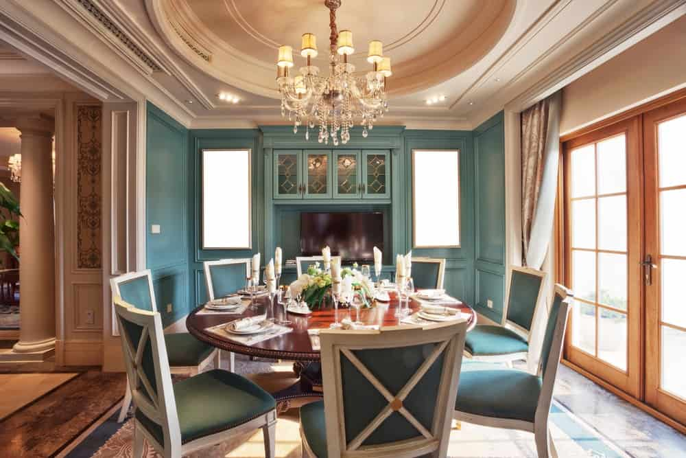Impressive ideas to improve the appearance and shades of dining room