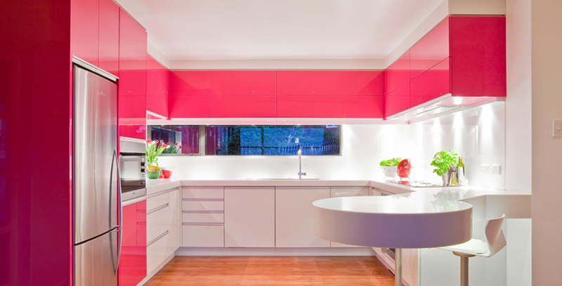 Kitchen Cabinet Ideas for New Home