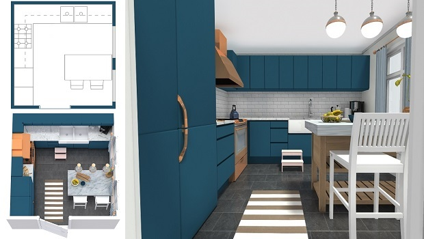 Kitchen Planning: How to design your new kitchen?