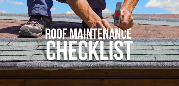 Roof maintenance checklist: 5 problems for wanted