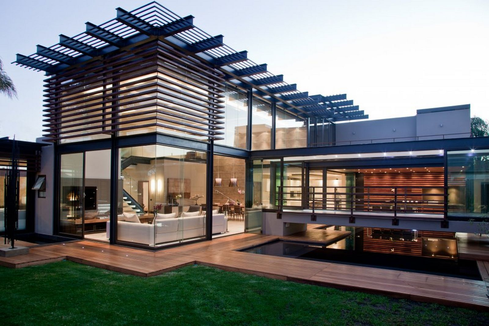 Some of the best modern exterior home designs