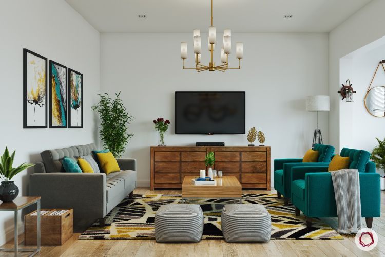 Where to put the sofa? 5 Tips for Location Layout